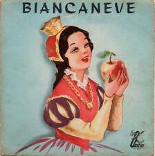 BIANCANEVE – COLLANA BEBÈ EDITRICE BOSCHI LIBRI PER BAMBINI ILLUSTRATI FAVOLE