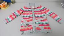 Gymboree Wild For Horses Multi Color Sweater Cardigan S (5-6) EUC TL31