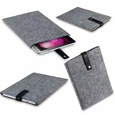 Samsung Galaxy Tab 10.1 by  Yoshie & Nico Protective Durable Pouch Cover Grey