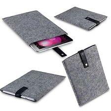 Yoshie & Nico Protective Durable Felt Pouch Cover Grey Samsung Galaxy Tab 10.1