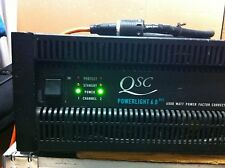 QSC Powerlight 6.0  Amplifier works very good (6000 watts)  (Local pickup only)