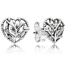 "PANDORA Ohrstecker Ohrringe Earrings 297085 ""Tree of Love"" Silber"