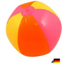 Aufblasbarer Wasserball Strandball Volley Ball Riesenball Beach Ball 40 cm ABAV