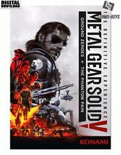Metal Gear Solid V 5 definitive Experience Steam descarga key código [es] [ue] PC