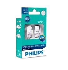 Philips Vision LED 12V T10 W5W 127916000KX2 (W2.1x9.5d) LED LP 6000K (2 pc)