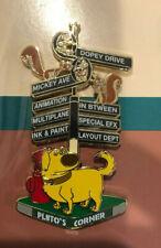 Disney Dec Playing at Pluto's Corner Dug and Squirrels Up Pin Le 250