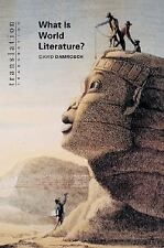 What Is World Literature?-ExLibrary