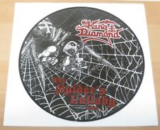KING DIAMOND: The spider's lullabye Demo LP Picture Disc Mercyful Fate