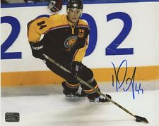 Dennis Seidenberg Boston Bruins Signed 2002 Olympics Team Germany 8x10