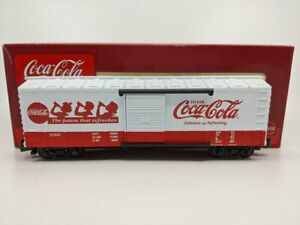 K-Line K511-042 S Gauge Coca-Cola brand Boxcar LN/Box