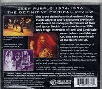 DEEP PURPLE-Inside Deep Purple 1974 - 1976 -CD-Brand New-Still Sealed