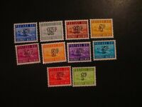 Guernsey #J8-17 Mint Never Hinged- (LB9) WDWPhilatelic
