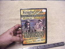 Knight & Hale Ultimate Waterfowl Flyway Thunder Dvd over 2 Hours, Unopened
