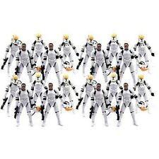 20PCS Star Wars Clone Pilot TROOPER 501st movie  action Figure 2005 Hot toys