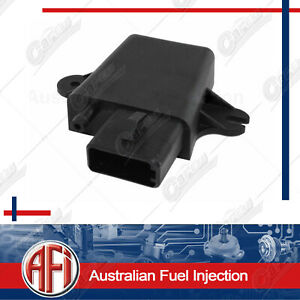 AFI MAP Boost Pressure Sensor MAP1162 for Toyota MR 2 2.0 Turbo Coupe 89-99