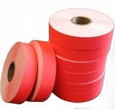 Monarch Price Gun Red Labels w/ Ink Roller, 2500/Roll Store Shop 8 Rolls/Sleeve