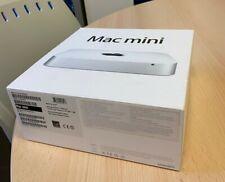 Apple Mac mini late 2014 Intel Core i5  4gb memory SSD professionale 800 gb