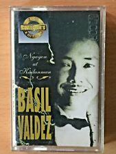BASIL VALDEZ Ngayon At Kailanman PHILIPPINES OPM Cassette Tape