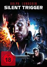 SILENT TRIGGER (1996) - DVD - Uncut Version, Dolph Lundgren..
