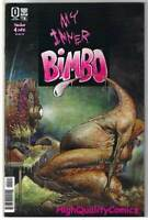 MY INNER BIMBO #4, VF+, Sam Kieth, Oni, Indy, 2008, more SK in store