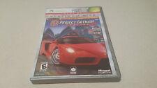 Project Gotham Racing 2 (Platinum Hits) (Microsoft Xbox, 2004) COMPLETE
