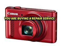 CANON SX600 HS REPAIR SERVICE FOR YOUR NON-WORKING CAMERA-60 DAY WARRANTY