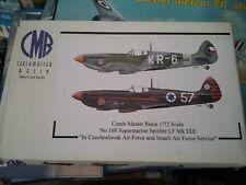 Spitfire LF.Mk.IXe Czech Master Resin 1/72