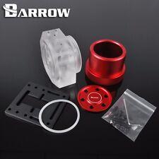 Barrow Water Cooling  D5/MCP655 pumb Gap PMMA/Aluminum  retrofit kit combination