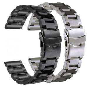 18 20 21 22 23 24 25mm Stainless Steel Watch Band Strap For Eco-Drive Watch