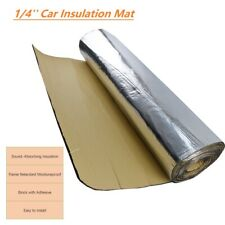 Heat Insulation Sound Deadener Dampening Cotrol Noise Reduce Thermal 30''x39''