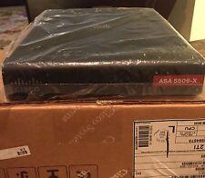 NEW Cisco ASA5506 SEC-BUN-K9 , Security plus, Unlimited Users,Firepower 6.2