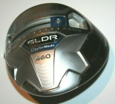 TaylorMade SLDR 460 driver HEAD ONLY LEFT HANDED in good condition