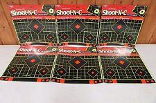 "30 Birchwood Casey Shoot-N-C Self-Adhesive 12"" Sight-In Targets #34207 ~ New"