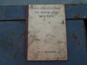 THE BOOK OF THE NORTON PITMAN'S REPAIR MANUAL 1932 TO 1947