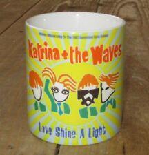 Katrina and the Waves Love Shine A Light Eurovision MUG