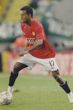 Nani  12x8 unsigned photo Manchester United