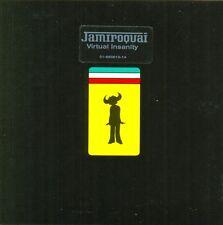 JAMIROQUAI - Virtual insanity 2TR CDS 1996 HOUSE / ACID JAZZ