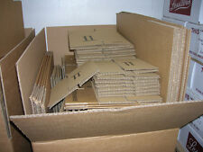 150  mixed SMALL CARDBOARD BOXES, PACKAGING POSTAL  SPECIAL OFFER FOR march ..
