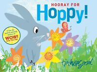 Hooray for Hoppy by Tim Hopgood (Board Book), Children's Books, New, Cheapest