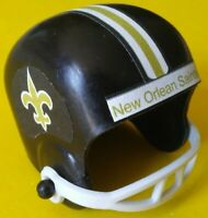 1969 NFL New Orleans SAINTS Jumbo hong kong CUSTOM mini gumball football helmet