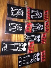 NEW Set Of 7 Disney Family Car Decal Stickers W/ Mickey Ears