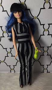 Barbie Chic Pantsuit Jumpsuit Outfit Clothes