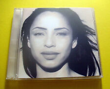 "CD "" SADE - THE BEST OF SADE "" 16 GREATEST SONGS (SMOOTH OPERATOR)"