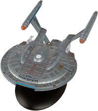 SS Enterprise NX-01 Refit -  Star Trek - Metall Modell  18 cm neu ovp