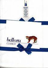 BELLORA LENZUOLO SOPRA MATRIMONIALE O.G.MISTO LINO ART.2600 COL.BIANCO