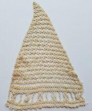 Antique Insertion Crochet Trim Corners Sewing Applique Design Costume Per 1 A29