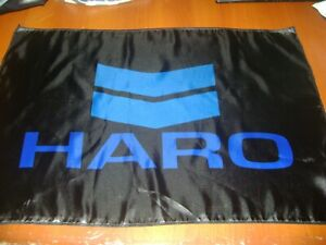 Haro Logo 20x30 Flag Banner Show Garage Vintage BMX Flag Haro Expert Bicycle Lov