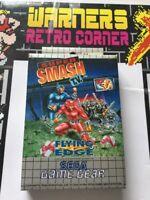 Sega Game Gear Retro gaming Game Super Smash Tv  Boxed W/ Manual Cib