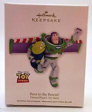 2012 Hallmark - Buzz to the Rescue! - Disney Pixar Toy Story Buzz Lightyear NEW