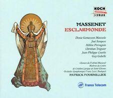 Massenet: Esclarmonde - Fournillier/Franz Liszt SO (3 CDs)